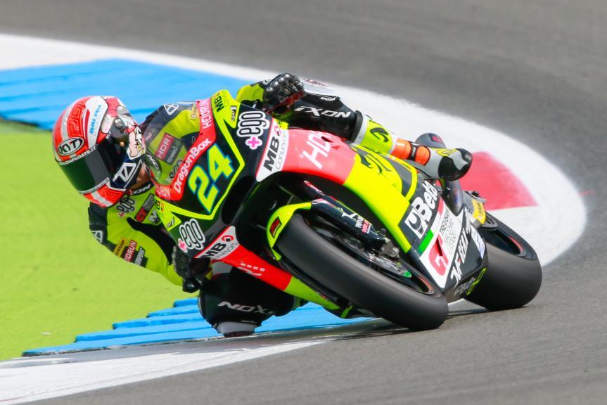 Simone Corsi, Speed Up Racing, Motul TT Assen