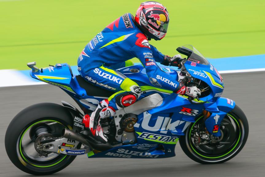 Maverick Viñales, Team SUZUKI ECSTAR, Motul TT Assen