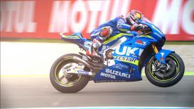 Retrouvez les meilleures séquences de ralenti des premières séances d'essais du MotoGP™ à Assen.