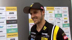 Tom Lüthi termine au sommet de la feuille des temps pour la première journée d'essais à Assen, même si des progrès restent encore à faire.