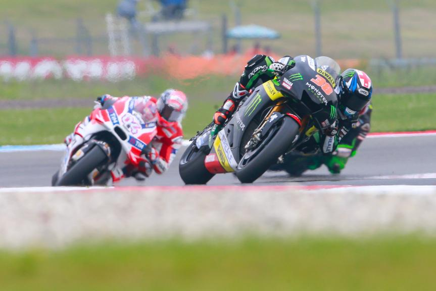 Bradley Smith, Monster Yamaha Tech 3, Motul TT Assen