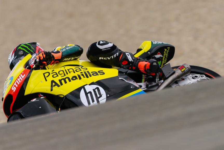 Alex Rins, Paginas Amarillas HP 40, Motul TT Assen