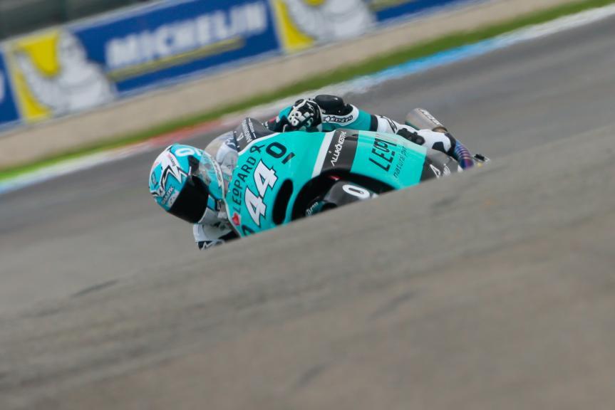 Miguel Oliveira, Leopard Racing, Motul TT Assen