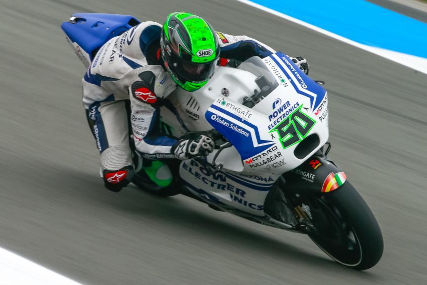 Eugene Laverty, Aspar Team MotoGP, Motul TT Assen