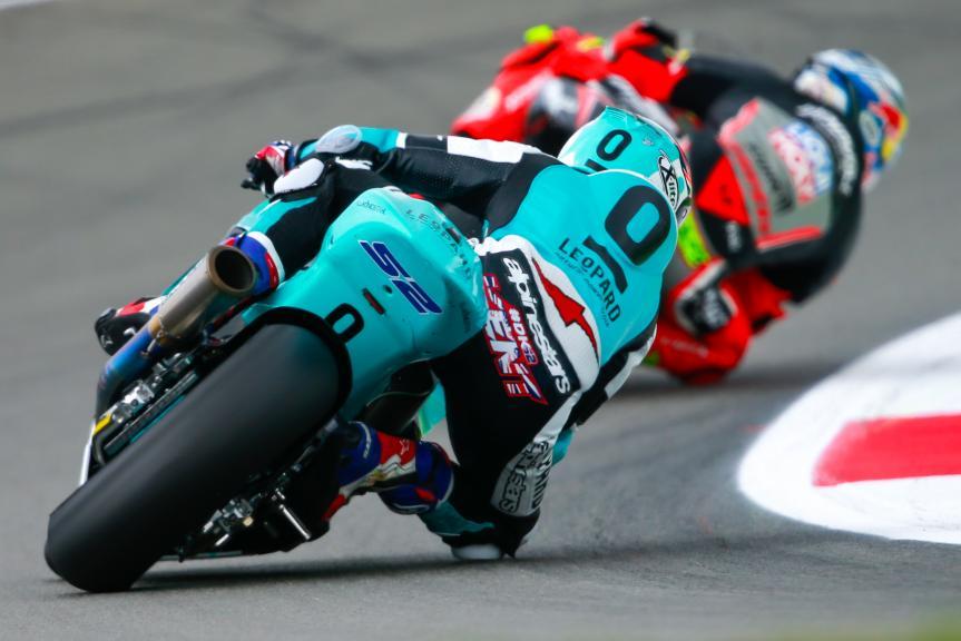 Danny Kent, Leopard Racing, Motul TT Assen