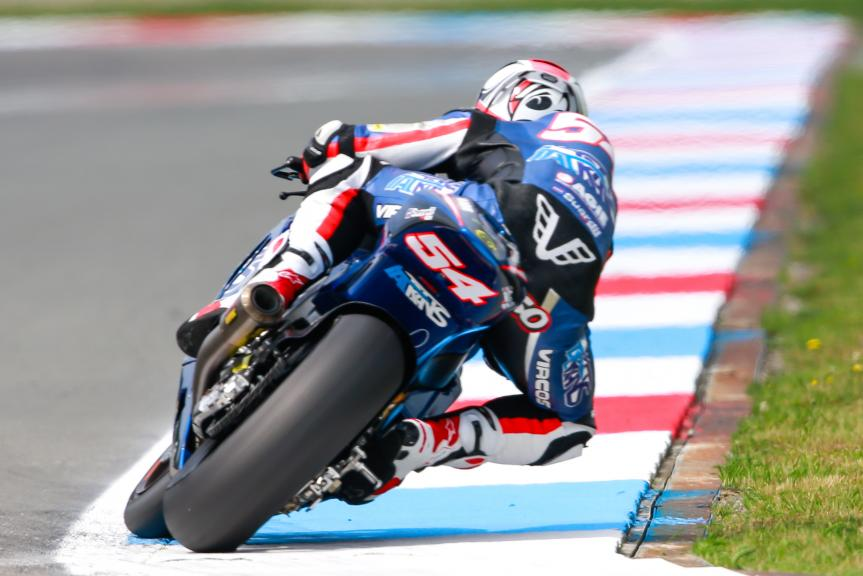 Mattia Pasini, Italtrans Racing Team, Motul TT Assen