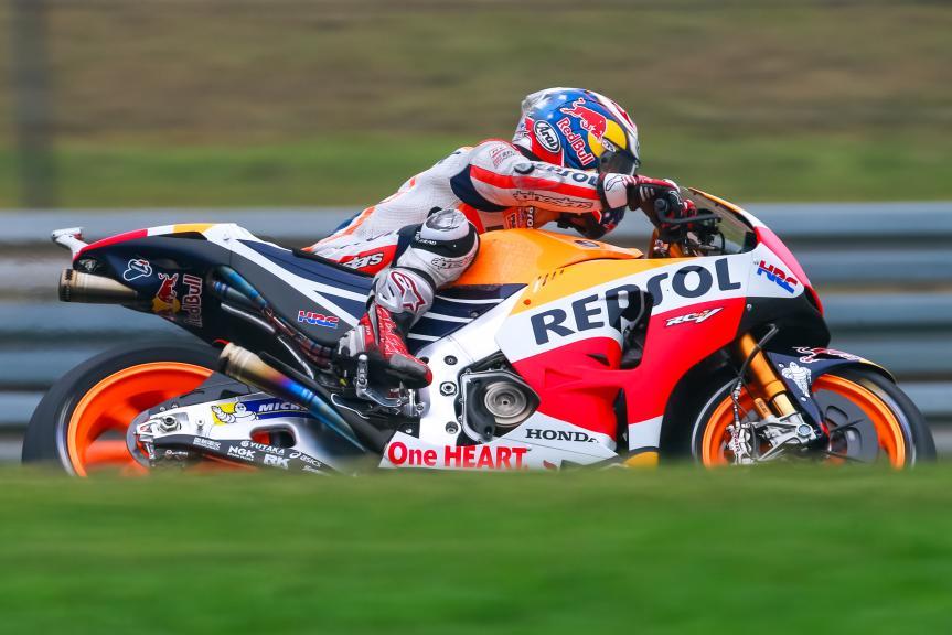 Dani Pedrosa, Repsol Honda Team, Motul TT Assen