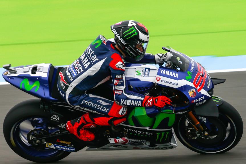 Jorge Lorenzo, Movistar Yamaha MotoGP, Motul TT Assen