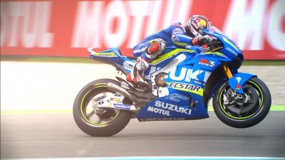 Les ralentis du MotoGP™ au #DutchGP