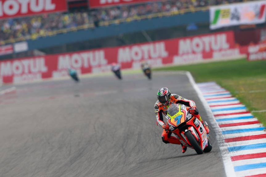 Lorenzo Baldassarri, Forward Team, Motul TT Assen