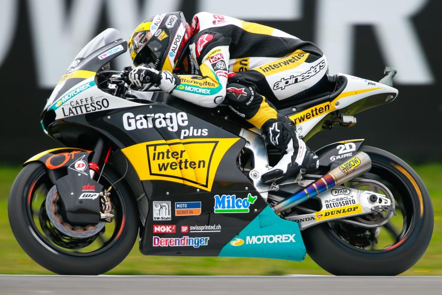 Thomas Luthi, Garage Plus Interwetten, Motul TT Assen