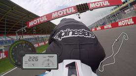 Experience a lap of the TT Circuit Assen.