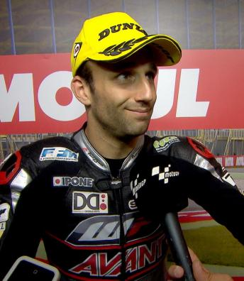 "Zarco: ""We must be focused in any conditions"""