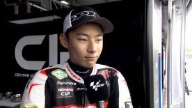 26番手だった鈴木竜生が公式予選を振り返る。