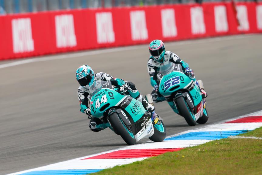 Miguel Oliveira, Danny Kent, Leopard Racing, Motul TT Assen