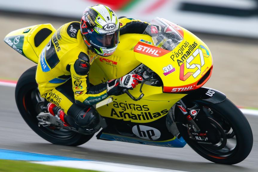 Edgar Pons, Paginas Amarillas HP 40, Motul TT Assen
