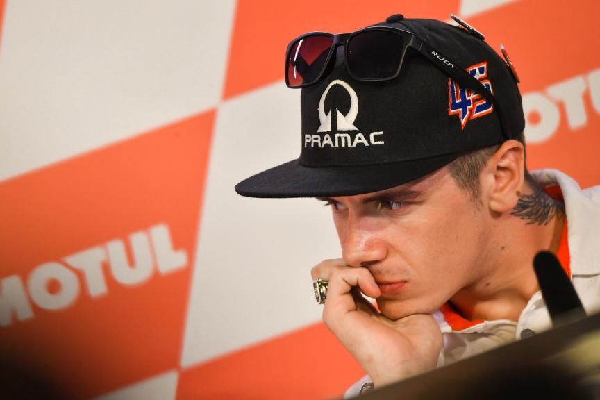 Scott Redding, OCTO Pramac Yakhnich, Press conference, Motul TT Assen