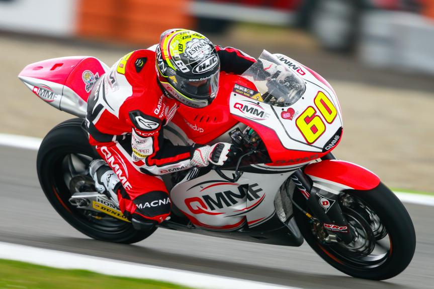 Julian Simon, QMMF Racing Team, Motul TT Assen