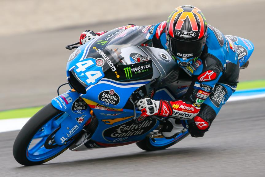 Aron Canet, Estrella Galicia 0,0, Motul TT Assen