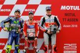Andrea Dovizioso, Valentino Rossi, Scott Redding, Motul TT Assen