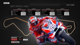Find out what the ideal MotoGP™ lap from Q2 would have been around the TT Circuit Assen.