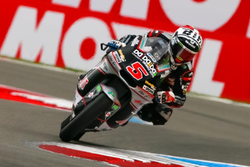 Johann Zarco, Ajo Motorsport, Motul TT Assen