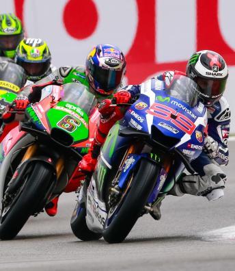 #DutchGP: MotoGP™ slow motion footage
