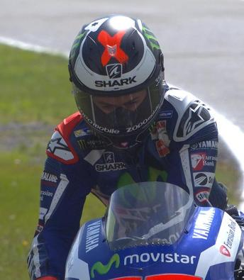 Lorenzo happy with damage limitation mission