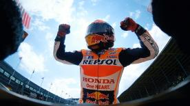 Just how crucial could Marc Marquez's second place finish in the wet at the Dutch GP turn out to be for his title hopes?