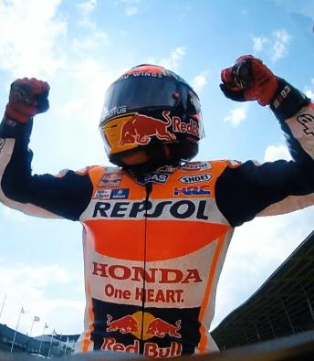 A pivotal result for Marquez?