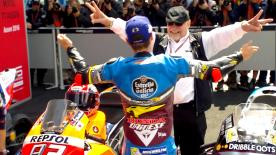 Jack Miller answered all of his critics after a disastrous start to the season by romping to his maiden MotoGP™ victory in the wet at Assen.