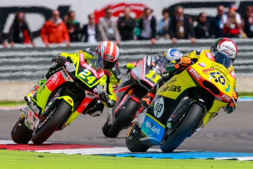 Simone Corsi, Speed Up Racing, Alex Rins, Paginas Amarillas HP 40, Motul TT Assen