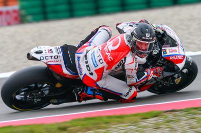 Scott Redding holt in Assen sein zweites MotoGP™ Podium