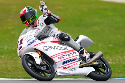 Bagnaia, Mahindra et Aspar triomphent au Dutch TT