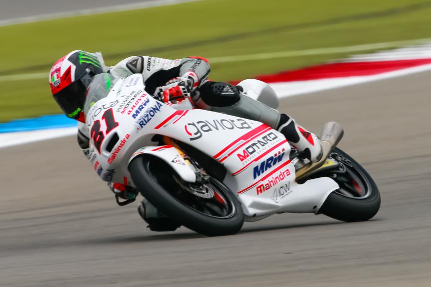 Francesco Bagnaia, ASPAR Mahindra Team Moto3, Motul TT Assen