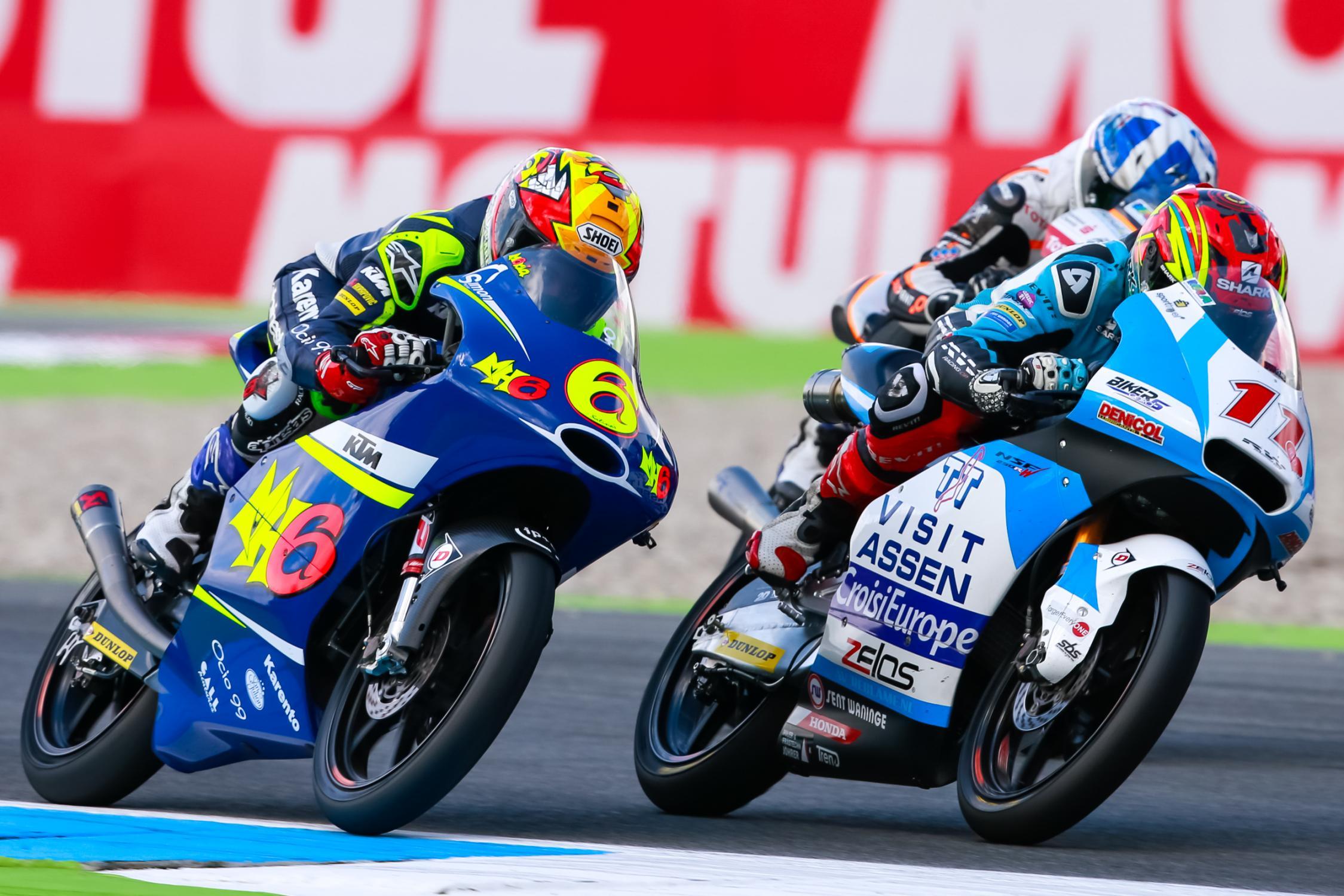 Motul - News/ The Drum - Another Motul TT Assen MotoGP for