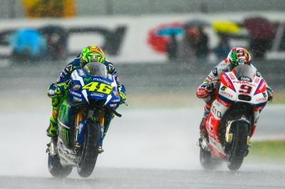 """Rossi: """"I pushed too much"""""""