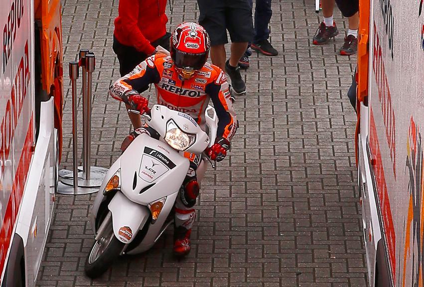 Marc Marquez, Repsol Honda Team, Motul TT Assen @Milagro