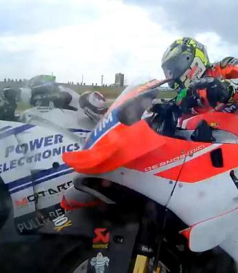 #DutchGP: Multi-OnBoard Start