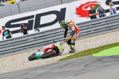 """Crutchlow: """"I feel I would have won the race"""""""