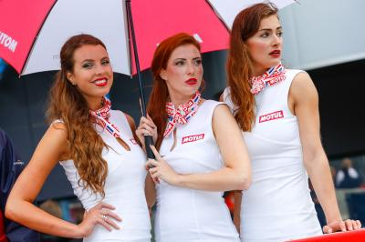 The Paddock Girls of the #DutchGP