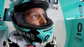 Go behind the scenes with Fabio Quartararo at the #DutchGP, filmed exclusively on GoPro™ cameras.