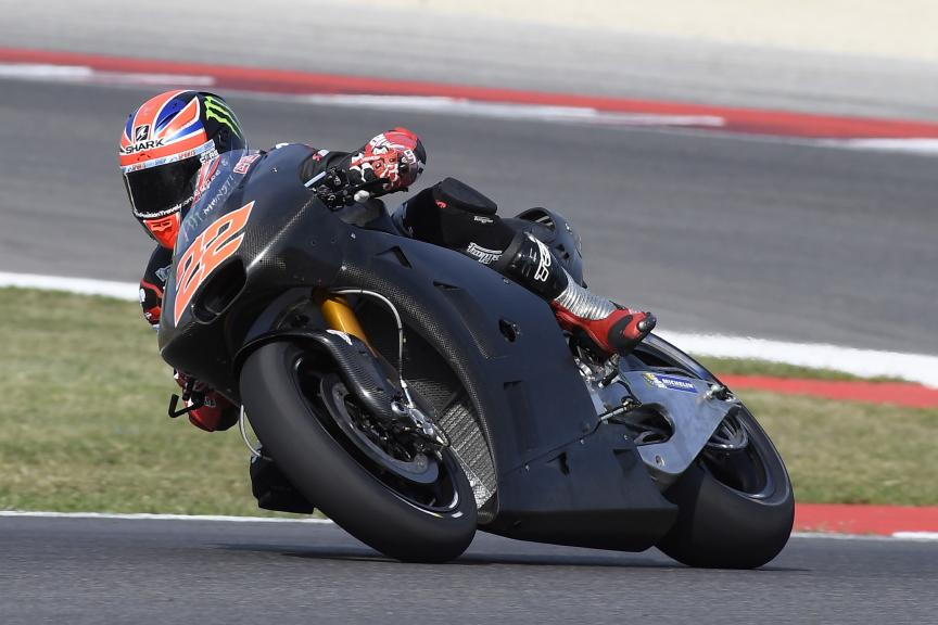 2016 Misano Test - Sam Lowes, Aprilia Racing Team Gresini