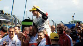 Mahindra a inscrit son tout premier succès en Championnat du Monde Moto3™ à Assen.