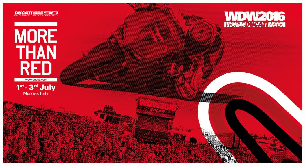 World Ducati Week 2016, © Ducati Motor