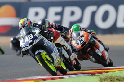 Highlights: FIM CEV Repsol Moto3 Race - Albacete