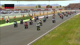 Revivez le meilleur de la course du FIM CEV Repsol Moto3™ à Albacete