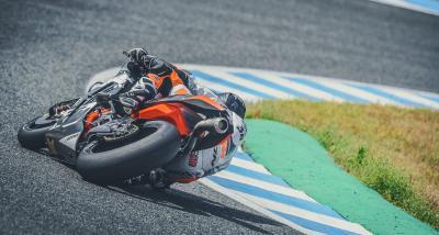 KTM continue de préparer son retour en MotoGP™