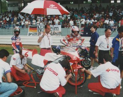 1992 : Les débuts du Team Aspar