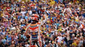 Marc Márquez est prêt à prendre d'assaut le Sachsenring, où il demeure invaincu depuis 2010.